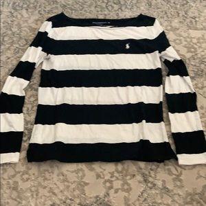 Stripe Long Sleve